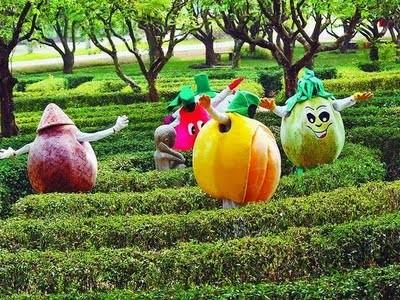 Tempat Wisata Taman Mekarsari Bogor 2