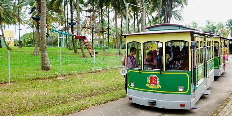 Tempat Wisata Taman Mekarsari Bogor